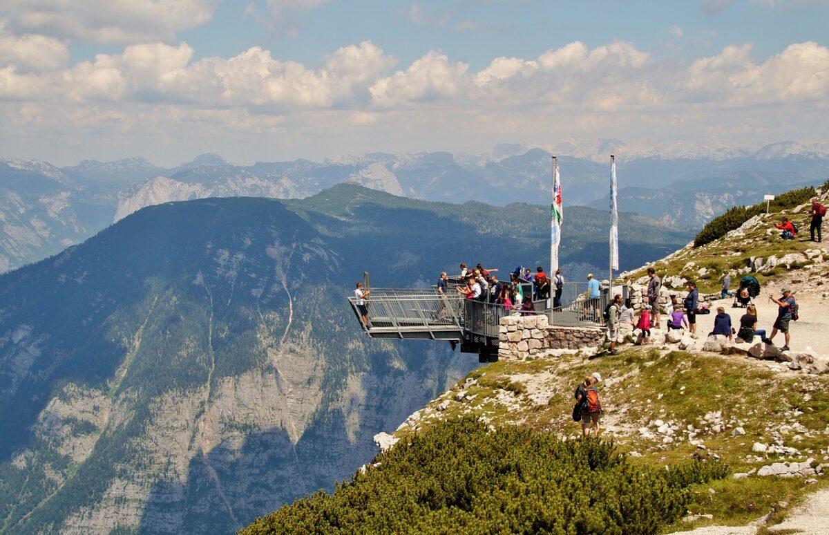 Dachstein Austria Alps View - ivabalk / Pixabay